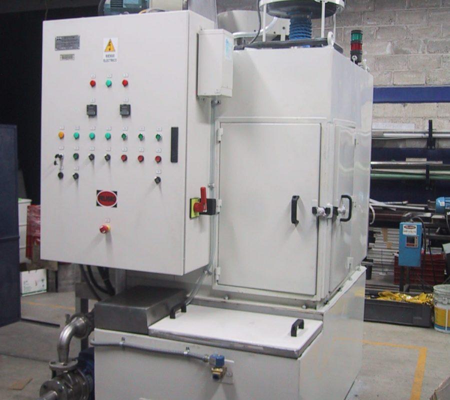 Lavadora industrial 2